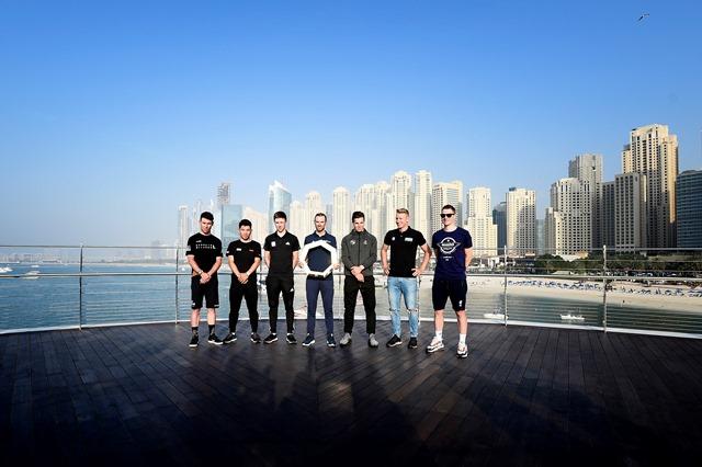 Тур Объединённых Арабских Эмиратов-2020. Маршрут