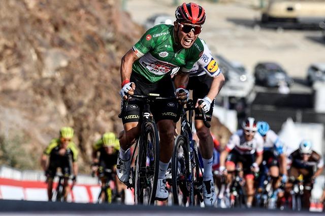 Калеб Юэн – победитель 2 этапа Тура ОАЭ-2020