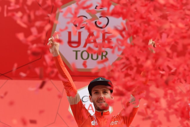 Адам Йейтс – победитель Тура ОАЭ-2020
