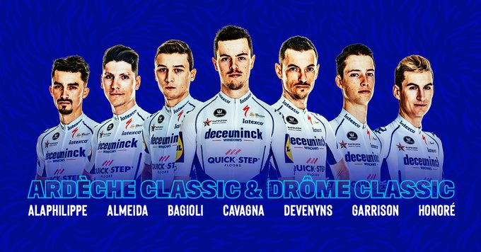Жулиан Алафилипп возглавит команду Deceuninck-Quick Step на французских классиках