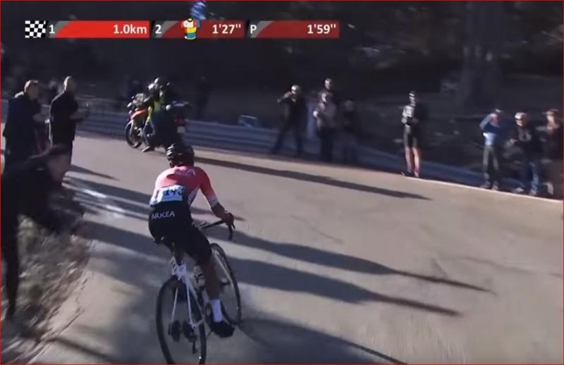 Наиро Кинтана – победитель 3 этапа Тура Прованса-2020