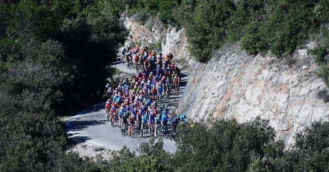 Команда Jumbo-Visma отказалась от старта на велогонке Париж-Ницца-2020