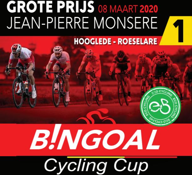 Grote prijs Jean-Pierre Monsere-2020