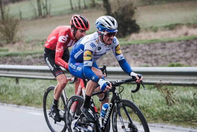 Тиш Беноот и Жулиан Алафилипп о 1-м этапе Париж-Ницца-2020