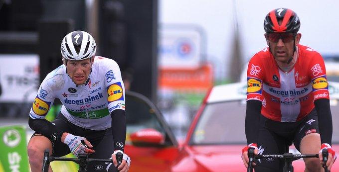 Сэм Беннетт избежал переломов, но не штрафа на 3-м этапе Париж-Ницца-2020