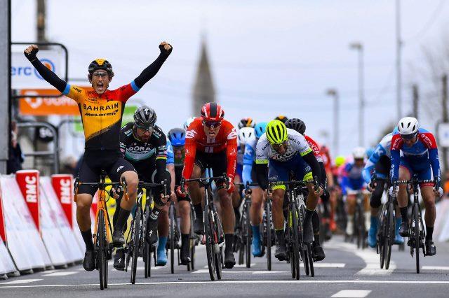 Иван Гарсия Кортина – победитель 3 этапа Париж-Ницца-2020