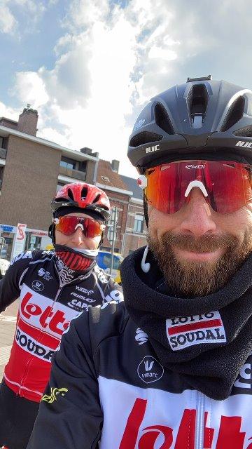 Томас Де Гендт и Яспер Де Бёйст проехали 300-км тренировку в честь Милан-Сан-Ремо