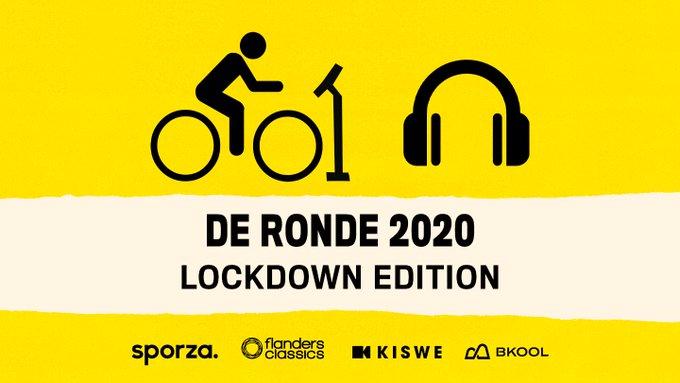Виртуальный Тур Фландрии-2020 пройдёт 5 апреля