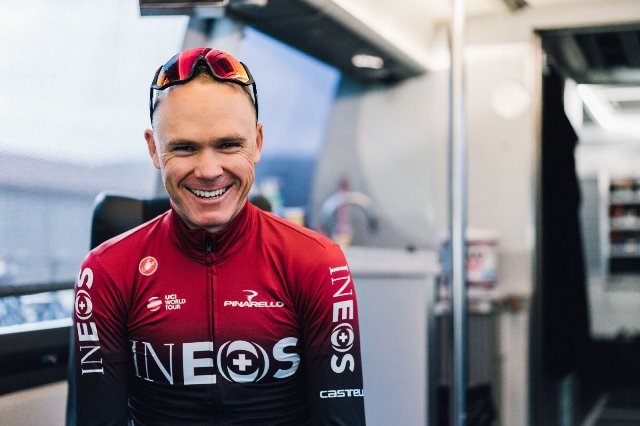 Крис Фрум может уйти из велокоманды Ineos?
