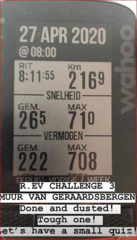 Второй вызов Ремко Эвенепула: 50-кратное прохождение Мюр ван Гераардсберген