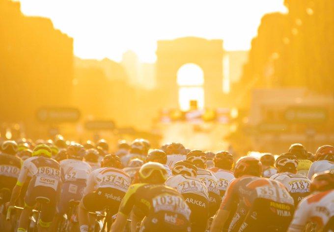 Кристиан Прюдомм и президент UCI Лаппартьен о новом календаре велогонок