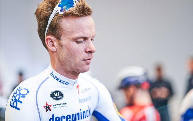 37-летний Ильо Кейссе хочет остаться в команде Deceuninck-Quick Step