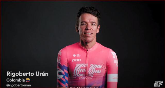 Ригоберто Уран и Серхио Игита – лидеры команды EF Pro Cycling на Тур де Франс-2020