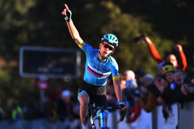 Александр Власов – победитель 2-го этапа Тура Прованса-2020