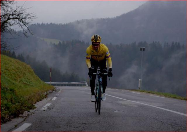 Примож Роглич и Том Дюмулин о разделении лидерства на Тур де Франс