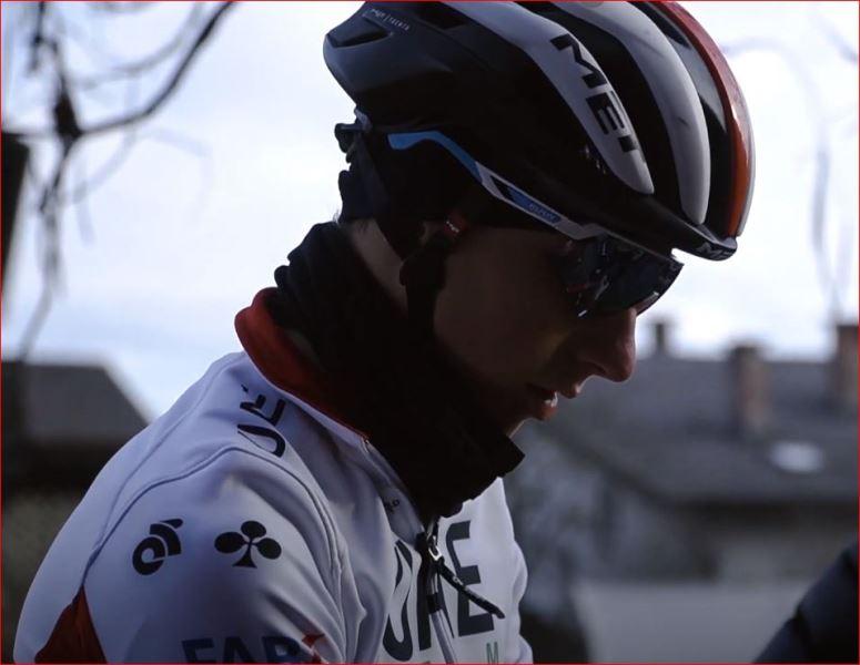 Тадей Погачар о Тур де Франс и тренировках в изоляции