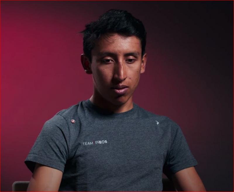 Эган Берналь: «В 2021 году хочу попробовать сделать дубль Джиро д'Италия + Тур де Франс»