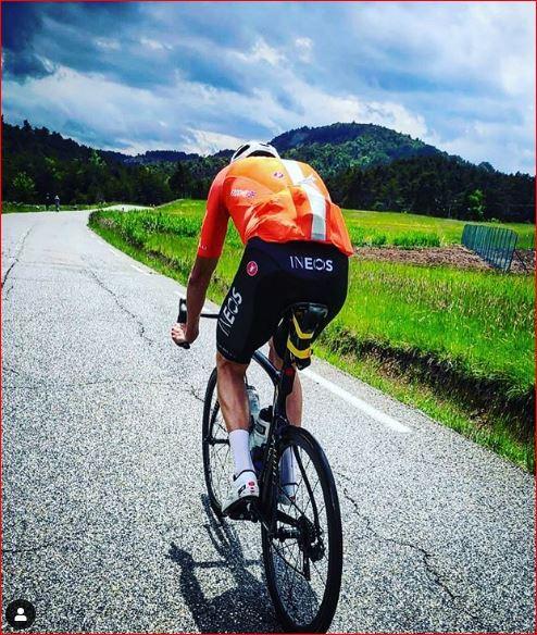 Бернар Ино о шансах Криса Фрума выиграть Тур де Франс в 2020 году