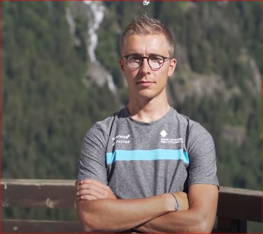 Бенуа Коснефруа продлил контракт с командой AG2R La Mondiale на три года