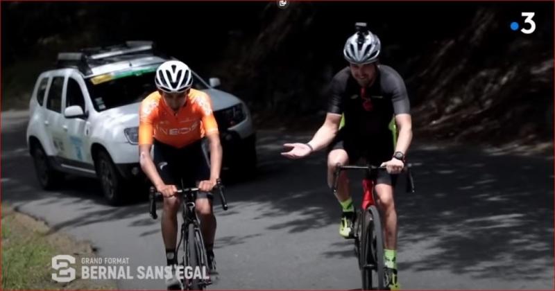 Эган Берналь: «Выиграв Тур де Франс раз, хочется побеждать ещё»
