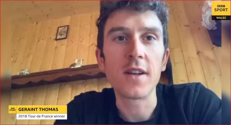 Герант Томас о Тур де Франс, Крисе Фруме и лидерстве в команде Ineos