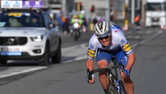Ив Лампарт продлил контракт с велокомандой Deceuninck-Quick Step