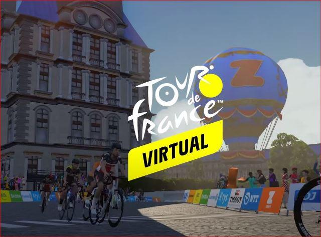 Виртуальный Тур де Франс-2020 стартует 4 июля