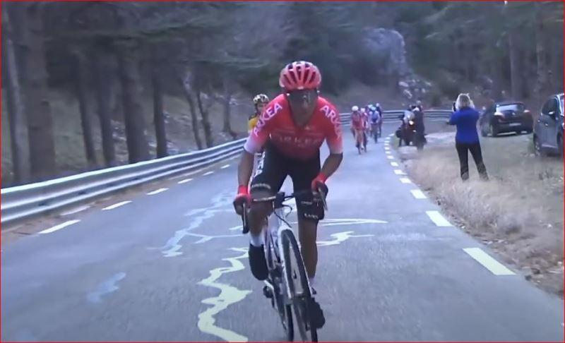Наиро Кинтана: «Бесчестные агенты губят молодых велогонщиков Колумбии»