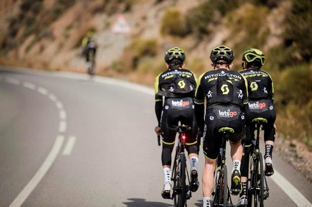 Велокоманда Mitchelton-SCOTT подтвердила изменения в структуре