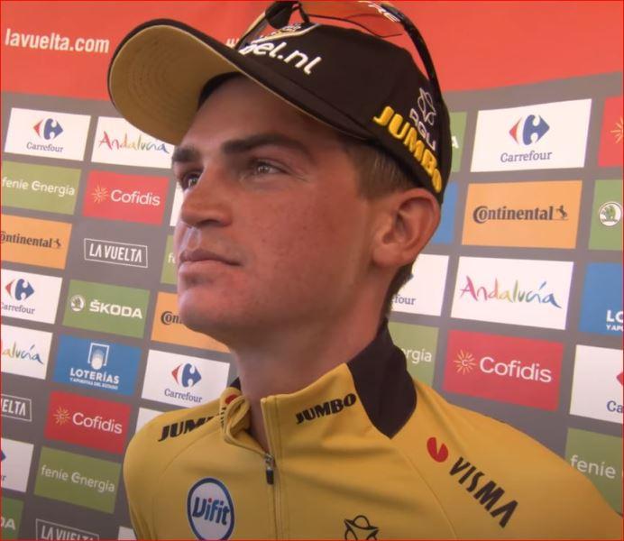 Сеп Кусс дебютирует на Тур де Франс
