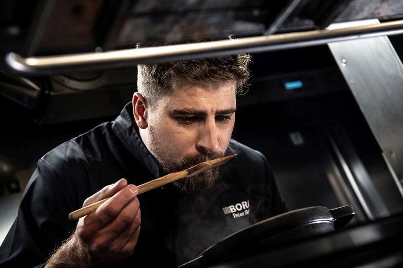 Перед дебютом на Джиро д'Италия: Петер Саган – шеф-повар