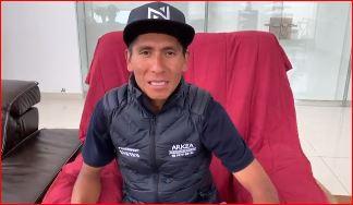 Наиро Кинтана избежал травм при столкновении с автомобилем во время тренировки
