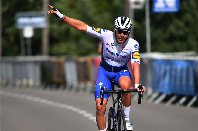 Флориан Сенешаль – победитель критериума GP Vermarc
