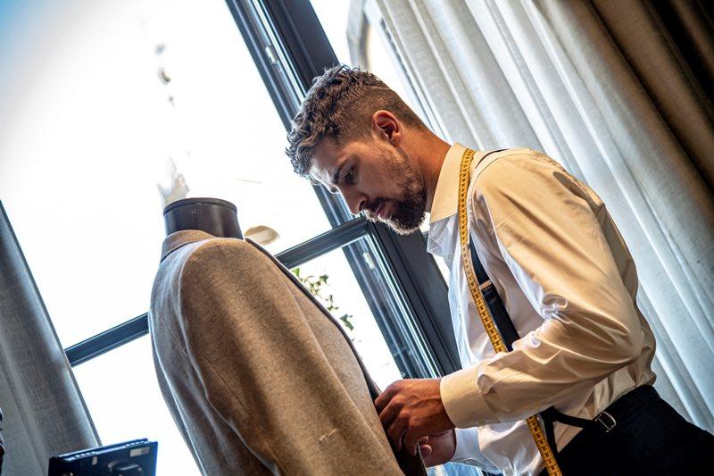 Перед дебютом на Джиро д'Италия: Петер Саган – портной