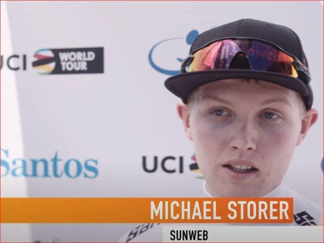 Майкл Сторер отправлен домой из тренировочного лагеря велокоманды Sunweb