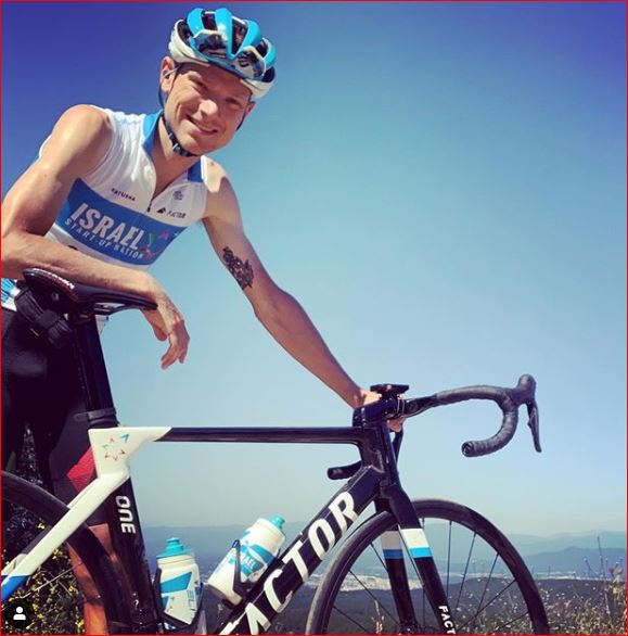 Рик Цабель и Александр Катафорд продлили контракты с велокомандой Israel Start-Up Nation