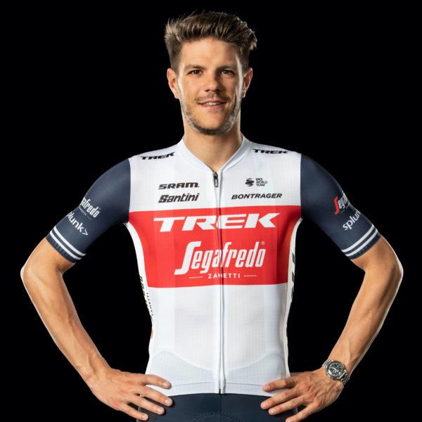 Яспер Стёйвен продлил контракт с велокомандой Trek-Segafredo