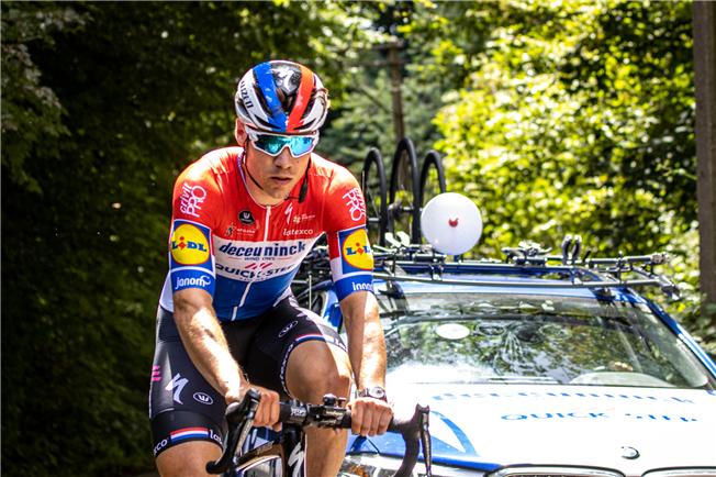 Врач велокоманды Deceuninck-Quick Step о возвращении Фабио Якобсена после травмы