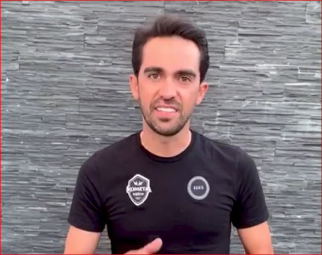 Альберто Контадор о переходе Криса Фрума в команду Israel Start-Up Nation и его шансах на Тур де Франс