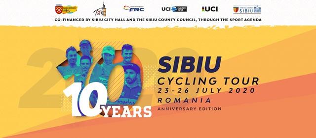 Sibiu Cycling Tour-2020. Этап 3 а