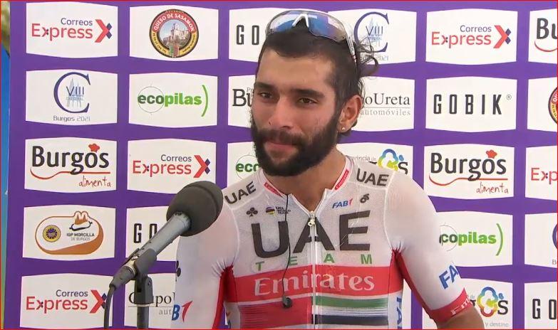 Фернандо Гавирия – победитель 2 этапа Вуэльты Бургоса-2020