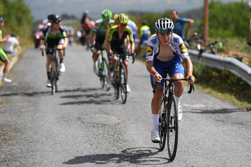 Ремко Эвенепул – победитель 3-го этапа Вуэльты Бургоса-2020