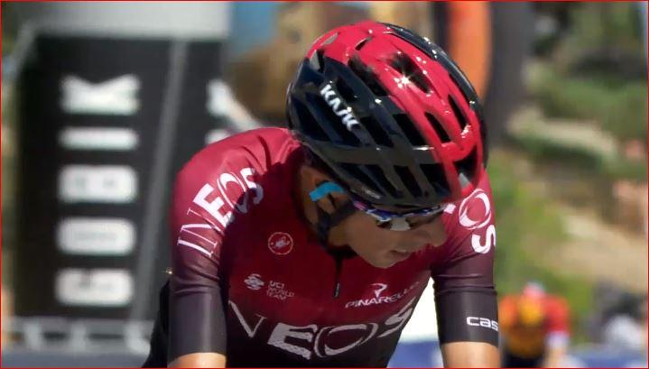 Иван Соса – победитель 5-го этапа Вуэльты Бургоса-2020