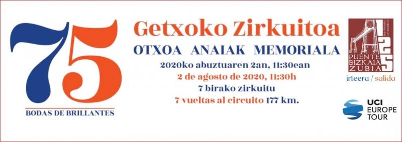 Circuito de Getxo - Memorial Hermanos Otxoa-2020