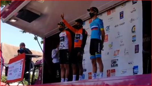 Крис Фрум и Эган Берналь об итогах велогонки Route d'Occitanie-2020