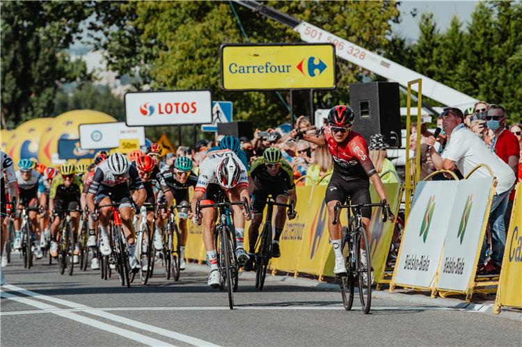 Ричард Карапас – победитель 3 этапа Тура Польши-2020