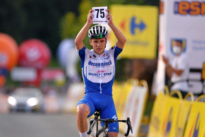Ремко Эвенепул – победитель 4-го этапа Тура Польши-2020 и лидер общего зачёта