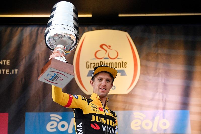 Джордж Беннетт – победитель классики Gran Piemonte-2020