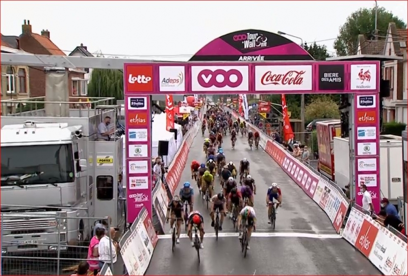 VOO-Tour de Wallonie-2020. Этап 1