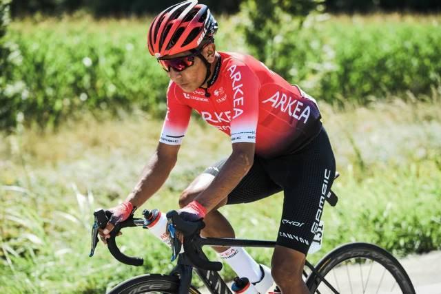 Наиро Кинтана сошёл во время 5-го этапа Критериума Дофине-2020
